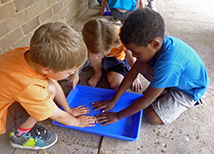 Water Tray Investigations