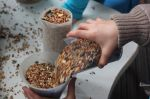 Measuring using seeds