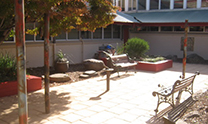 Sensory Courtyard