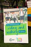Ride or Walk to School